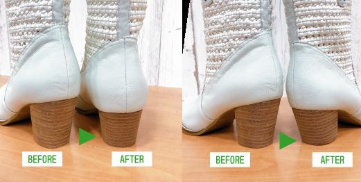 大切な靴!履きやすい靴!の修理